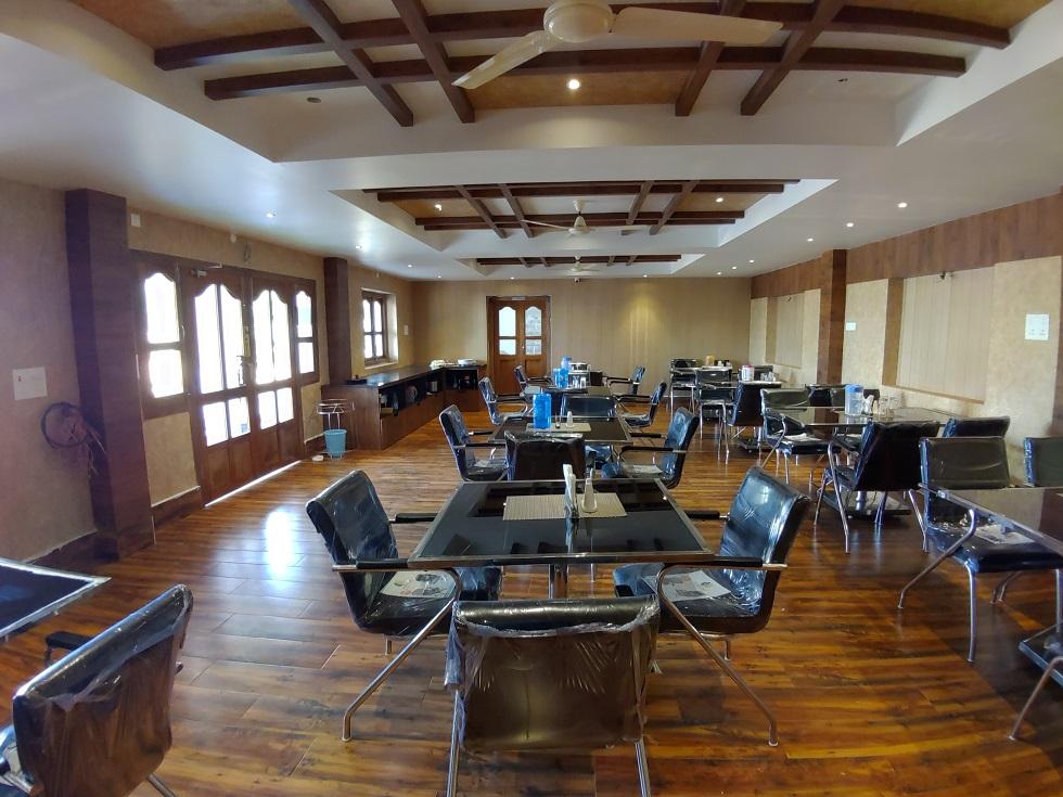 Restaurant at Utopia Resort